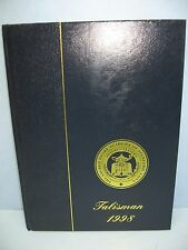 1998 Talisman, The Sacred Heart Academy of Stamford, Connecticut Yearbook