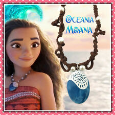 ★ COLLANA OCEANIA ~ MOANA ~ VAIANA necklace principessa disney cosplay costume