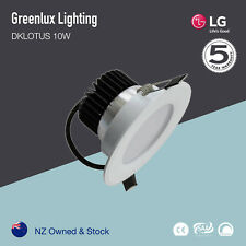 10W LED DOWNLIGHTS 80MM CUTOUT DIMMABLE warm/cool white