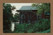 Waupaca,WI Wisconsin The Red Mill on Hwy K at Little Hope