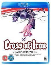 CROSS OF IRON -James Coburn Classic *BRAND NEW BLU-RAY