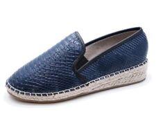 Zapatillas deportivas de mujer azules sin marca, Talla 38