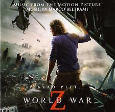 Marco Beltrami-World War Z (OST) CD 2013 Warner Bros. Records- 9362494350