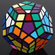 Megaminx Magic Cube Rubik's Puzzle Twist Professional High Speed 12 Color Toy