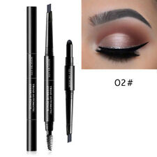 3 in 1 Waterproof Multi Functional Eye Brow Pencil Powder Brush Kit Makeup Tools