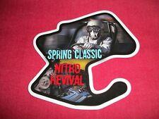 Spring Classic Nitro Revival Laguna Seca Sticker Decal NHRA Hot Rod Race Car