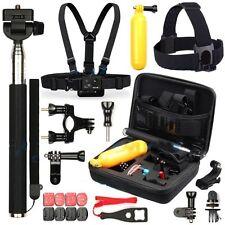 Monopod Pole Floating Mount Accessories Kit For GoPro 2 3 4 SJ4000 Sports Camera