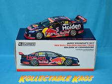 Authentic 1 18 Model Holden 2017 Redbull Jamie Whincup Item 18631