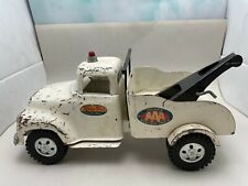 Vintage 1950's True Tonka Aaa Pressed Steel Tow Truck to Restore
