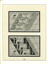 Slowenien Kleinbogen 1992 - 2003 Lindner-T Vordruckalbum