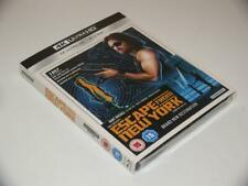 4K Ultra HD Blu-Ray Movie ~ Escape From New York ~ In Slip Case ~ NEW / SEALED