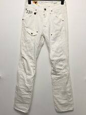 G-star Raw General 5620 3D Tapered Denim In White 29/34