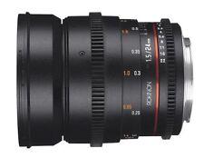 Objectifs Canon EF 24 mm pour appareil photo et caméscope Canon EF