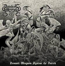 DIABOLICAL MESSIAH Demonic Weapons CD   Totten Korps   Ignivomous   Imprecation