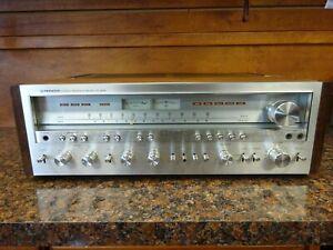 Pioneer SX-1250   Vintage Stereo Receiver 160 WPC LOOK!!