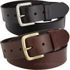 Carhartt Leather Belt Mens 1-1/2