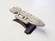 Battlestar Galactica Classic Battlestar Diecast Titanium Series Hasbro d