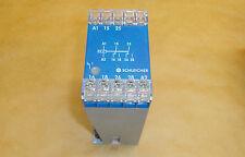 Used Schleicher SSB 12 Relay 110-120 Volt AC SSB12