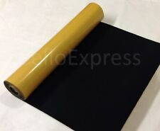 Self Adhesive Craft Felt Fabric Material - Sold by Length & Rolls - Asst Colours