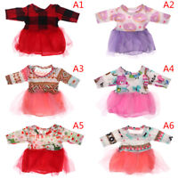 18 inch doll princess dress doll clothes dolls accessories for girl best JKYN