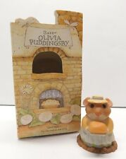 Hallmark Collection 1990 Greetings From Moustershire * Olivia Puddingsby * Baker