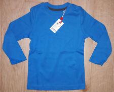 NEU! ESPRIT Jungen Langarmshirt Gr. 92 blau