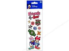 Disney SKOOK CRAZE 3d Scrapbook Stickers