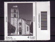 ITALIA 2012 DUOMO DI FERMO  , CODICE A BARRE 1479 MNH** 199T , LEGGI TESTO