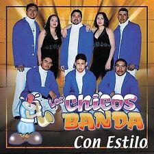 CHICOS BANDA - CON ESTILO NEW CD