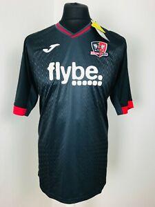 Exeter City football shirt 2019 - 2020 Away Soccer Jersey Size XL