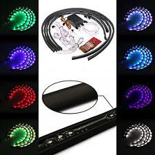 7 Farben LED Wasserdicht Funk Unterboden Beleuchtung Farbwelchsel 252 SMD DHL