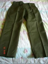 BRITISH ARMY LIGHTWEIGHT TROUSERS