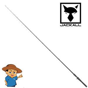 Jackall REVOLTAGE RV-C68ML-FML Medium Light bass fishing baitcasting rod