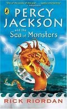 Percy Jackson and the Sea of Monsters,Rick Riordan- 9780141381497