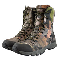 Jack Pyke Waterproof Walking Hunting Boots Oak Camouflage Camo Insulated Tundra