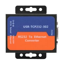 Tiny Size Serial RS232 to Ethernet TCP IP Server Module Converter USR-TCP232-302