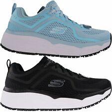 Skechers Women's 108029 Elite SR Banham Slip Resistant Work Shoes