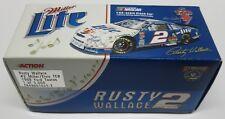 Elvis Presley Rusty Wallace NASCAR 50TH 1:64 1998 Ford Taurus Limited Edition!