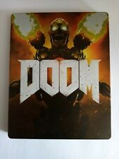 Doom - Steelbook Only - PlayStation 4 - Xbox One - PS4