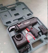 New Automatic Rebar Tying Machine 24mm Handheld Rebar Tier Tool JS-24T