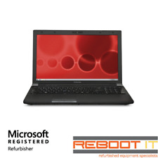 "Toshiba Tecra R950 Core i5 3340M 2.7GHz 4GB 640GB DVDRW Win 10 15.6"" Laptop"