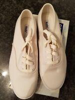 Keds Champion 2K CVO size 7W 2K CVO Canvas Sneaker Original White NEW With Box