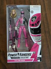 Power Rangers Lightning Collection SPD S.P.D. Pink Ranger Hasbro Pulse