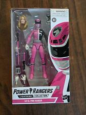 Power Rangers Lightning Collection SPD S.P.D. Pink Ranger Hasbro Pulse
