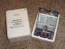 TRIPLE Range 0 - 3 V, 0 - 15 V e 0-analogico 300 V Desktop Voltmetro NUOVO CON SCATOLA