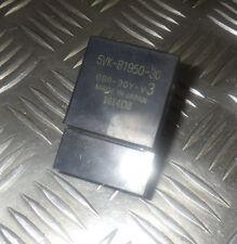 Relais Pompe Essence 5VK / G8R - 600 FZ6 Yamaha 2004 - 20 593 kms