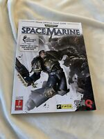 Warhammer 40,000 Space Marine Prima Official Strategy Game Guide Book