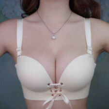 Vrouwen Pull Seamless Wireless Push Up Bra Sexy Lingerie Underwear AA A B C D