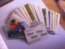 evado mancoliste figurine WINNIE THE POOH Panini € 0,30 Disney