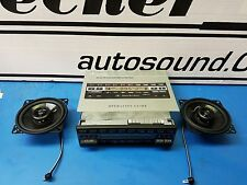 Mercedes Benz SL 107 chassis 1981-89 OEM upgrade system with Bluetooth streaming